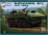 1:35 Russian VPK-7829 Bumerang IFV Object К-17 (2 in 1)